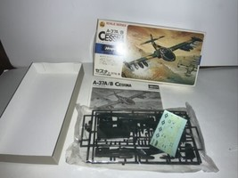 Minicraft Hasegawa 1/72 Scale A-37A/B Cessna Model Kit Collectible Airplane - $24.70