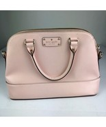 Kate Spade Handbag Blush Pink Saffiano Leather Dome Cow Leather - $149.99