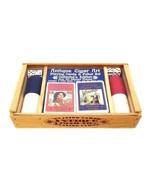 Antique Cigar Kit Art Playing Cards & Poker Set Collector's Edition Ciga... - $20.56
