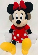 Kohls Cares Minnie Mouse Plush Doll Toy Disney 90th Year Anniversary - $19.09