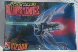 Star Wars VIRAGO Model Ship Kit AMT 8377 NEW In Box Shadows of the Empir... - $18.71