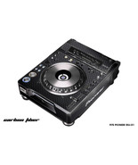 Skin Decal Wrap for Pioneer DVJX1 DJ Mixer CD Pro Audio DVJ X1 Part CARB... - $49.46