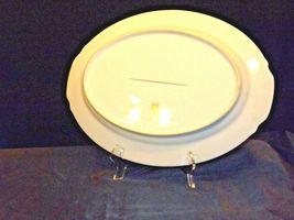 Noritake China Large Serving Platter Japan (Colby Pattern # 5032) AA19-1491 Vin image 3