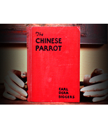The Chinese Parrot (A Charlie Chan Mystery) (1926) - $18.95
