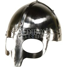 Viking Mask Helmet - £75.16 GBP