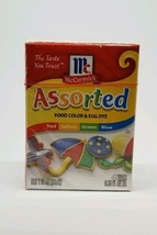 McCormick Assorted Food Coloring 4ct Color. The Taste You Trust. - $5.93