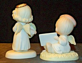 1997 and 1998 Precious Figurines Moments AA-191837 Vintage Collectible image 6