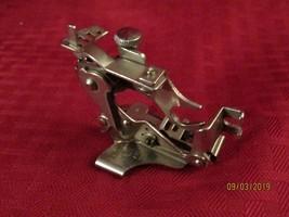 vintage sewing machine Ruffler by Greist  high shank - $6.35