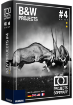 BLACK & WHITE Projects 4 for Mac - Digital Download, Fast Delivery - $14.99