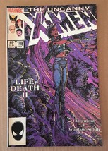 Uncanny X-Men #198 Marvel Comic Book from 1985 VF+ Condition CLAREMONT - $3.99