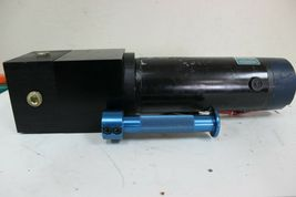 Leeson M1130359.10 Direct Current Permanent Magnet Motor New image 6