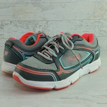 Fila Soar 2 Womens 8.5 EEEE Wide  Running Shoe Gray Athletic Weekend Sport - €22,68 EUR