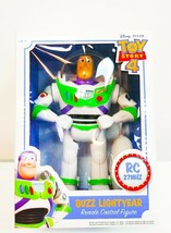 Disney Toy Story 4 Buzz Lightyear Remote Control Figure Retractable Wing... - $16.83