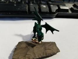 AD&D Miniature Ral Partha - Dragons - Villans Vintage - Warcraft Pro Painted - $29.69