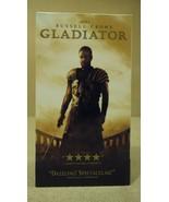 Dream Works Gladiator VHS Movie  * Plastic * - $4.34