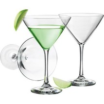 Libbey Glass 7507S4B Midtown 4-Piece Martini Glass Set 12 Oz - $15.83