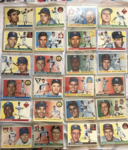 1955 Topps Baseball Card Set See Photos - $6,000.00