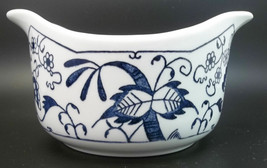 Royal China Cobalt Blue Danube Open Sugar Porcelain - $15.84