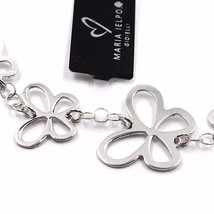 925 SILVER BRACELET, FAMILY BUTTERFLIES, BY MARY JANE IELPO, MADE IN ITALY image 2