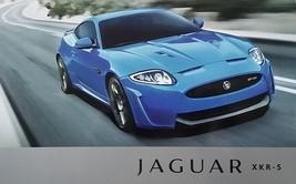 2012 Jaguar XKR-S sales brochure catalog folder US 12 XK R-S - $20.00