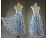 Tulle skirt blue dot 11 thumb155 crop