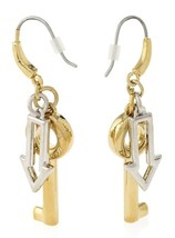 MARC JACOBS KEY & ARROW DROP EARRINGS NWT - $64.99