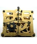 Regula E. Schmeckenbecher 34 GM Made In Germany Brass Cuckoo Clock Movement - $35.10