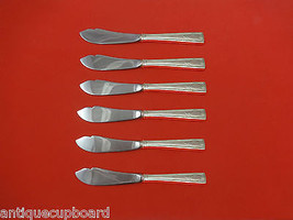 Carthage by Wallace Sterling Silver Trout Knife 6pc Set HHWS  Custom Made - $419.00