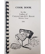 Cook Book by the Ladies of Canyon Lake R.V. Resort (Plastic-comb Paperback) - $22.49