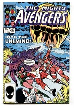 AVENGERS #247 Eternals issue - comic book Marvel NM- - $22.70