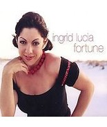 Fortune by Ingrid Lucia (CD-2004) New-Free Shipping - $39.99