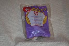 Springy the Bunny - McDonald's Ty Teenie Beanie MIP - 2000 #17 - $5.95