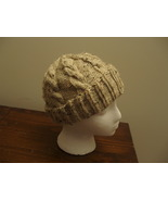 Hat Cable knit Pattern Only - $5.50