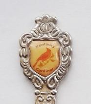 Collector Souvenir Spoon USA Kentucky Cardinal Bird - $1.99