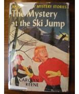Nancy Drew 29 The Mystery at the Ski Jump 1952B-2 SECOND Ptg hcdj - $33.50