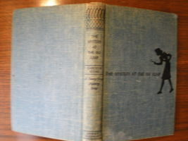 Nancy Drew 29 The Mystery at the Ski Jump 1952B-2 SECOND Ptg hcdj