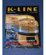 1997 K LINE TOY FAIR CATALOG - $5.50
