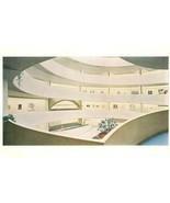 Ramp Galleries, The Solomon R. Guggenheim Museum, New York, unused Postc... - $5.99