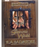 The Spine of the World R.A. Salvatore HC - $11.99