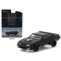 1973 Ford Falcon XB Black Bandit 1/64 Diecast Model Car by Greenlight 27... - $13.15