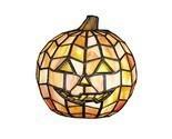 Tiffany halloween jack o lantern pumpkin lamp thumb155 crop