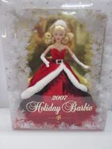 Mattel 2007 Holiday Barbie BRAND NEW NRFB - $24.70