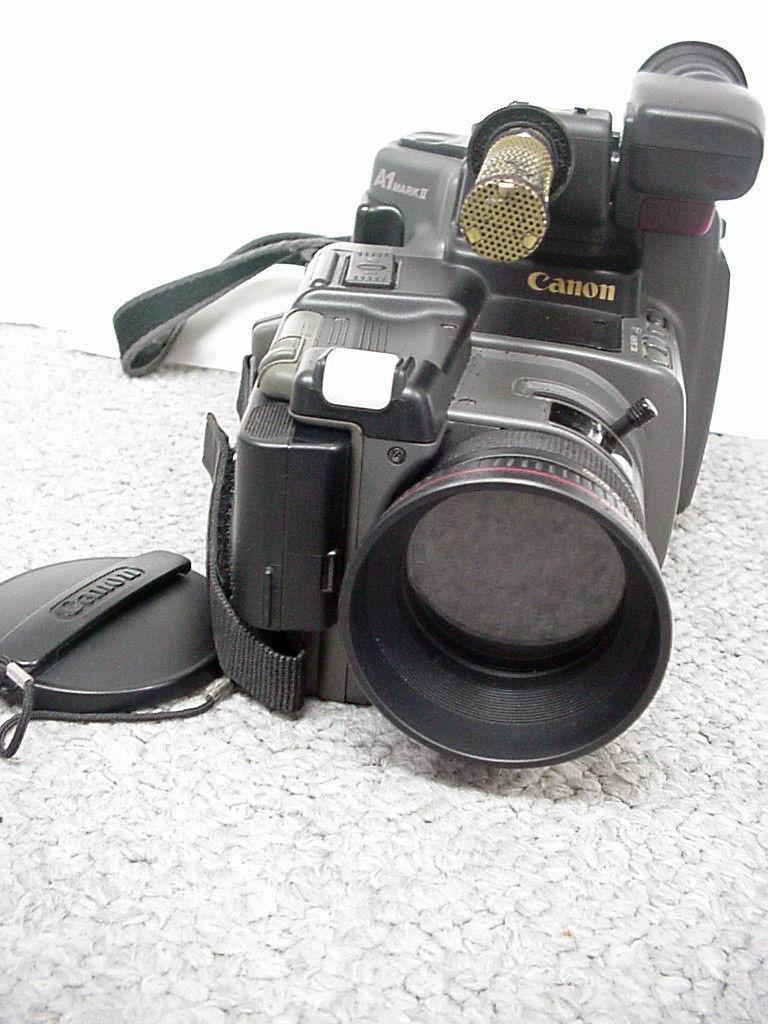 Canon A1 Mark II 8mm Hi8 Hi-fi Stereo ATF and 40 similar items