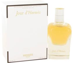 Hermes Jour D'Hermes Perfume 2.87 oz Eau De Parfum Refillable Spray  image 1