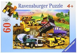 Ravensburger Construction Crowd - 60 Piece Jigsaw Puzzle for Kids - Ever... - $14.04