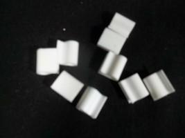 13 Dead End Drive 9 White Clip Replacement Parts - $2.92