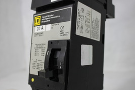 Square D 20A Circuit Breaker FA26020AC 600V AC CAAR 2 Pole new - $249.95