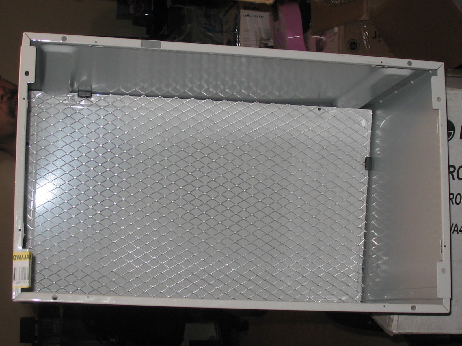 #675C4E LG Through The Wall Sleeve For Room Air Conditioner  Best 10603 Air Conditioner Wall Sleeve photos with 1600x1200 px on helpvideos.info - Air Conditioners, Air Coolers and more