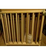 North States Extra Wide Swing Gates  (4649) - $50.48