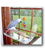 Wingdow Seat - Your Bird's Favorite Window Perch! - $179.95 - $235.95